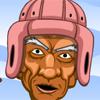 Grampa Grumble(TM) Kick Challenge