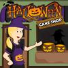 Halloween Cake Shop