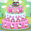 Kitty Cake Decor