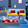 modern study room escape game