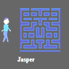 Maze Man Jasper