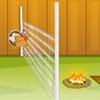 Turkey Fence Jump